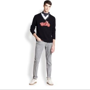 Marc By Marc Jacobs Sweaters - Marc by Marc Jacobs wool motorcycle sweater